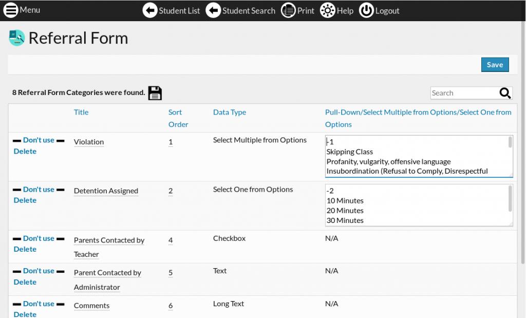 Discipline Score plugin screenshot 2